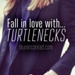 Fall in Love With… Turtlenecks