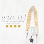 Giveaway: Win a Pretty Lomography Camera!