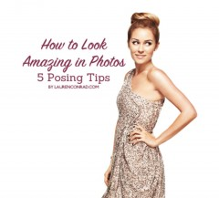 Ask Lauren: How to Look Amazing in Photos