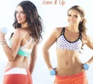Tone It Up: Our Slim Waist, Strong Arms Workout + A Giveaway!