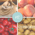 Tuesday Ten: Fridge Vs. Cupboard