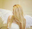 Halloween DIY: Easy Angel Wings