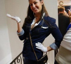 Halloween DIY: Pan Am Costume