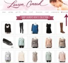 Here & There: The New LaurenConrad.com Boutique