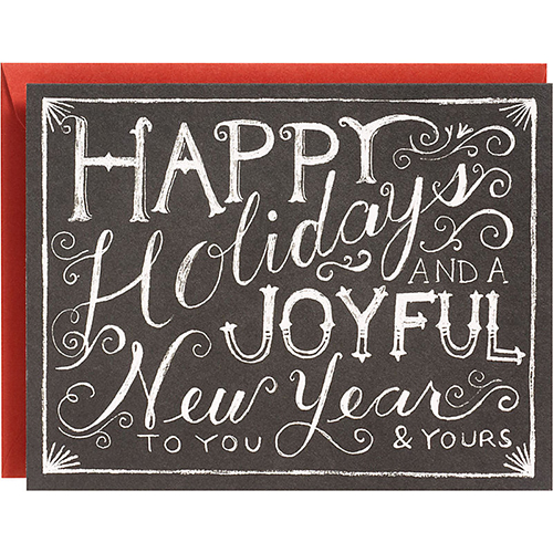 Tuesday Ten: The Cutest Holiday Cards