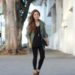 Chic of the Week: Joo's Los Angeles Look