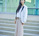 Chic of the Week: Jenny's Blush-Worthy Style