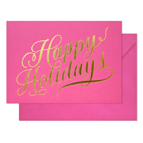 Tuesday Ten: The Cutest Holiday Cards - Lauren Conrad