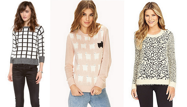 Sweater Weather: 6 Wow-Worthy Sweaters