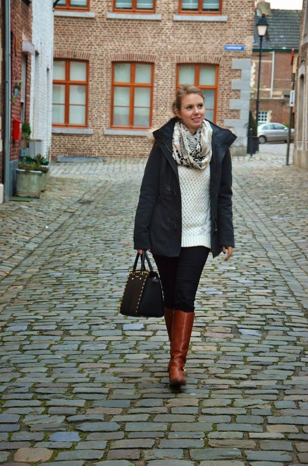 Chic of the Week: Sara's Warm Winter Look