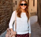 Chic of the Week: Julie's Florence Fashion