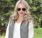 Chic of the Week: Ashley's Vest Obsessed Look