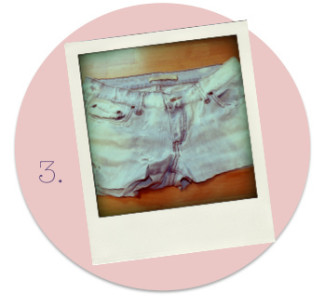 DIY Cut Off Shorts