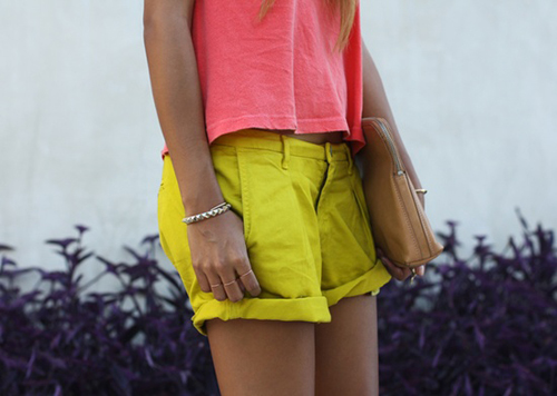 Spring Fling: Why We Love Chartreuse & Coral