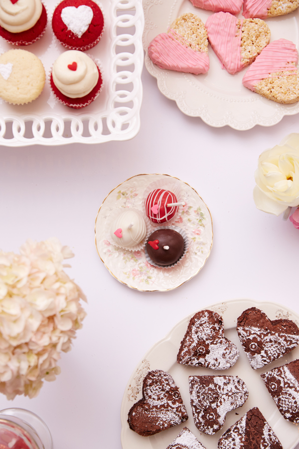 Valentine's Day Dessert Party