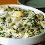 Recipe Box: Skinny Spinach Tofu Dip