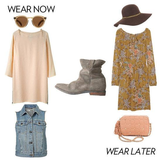 FabSugar: How to Take Your Ankle Boots Through the Seasonal Shift