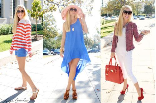 Style Guide: Fourth of July Fashion