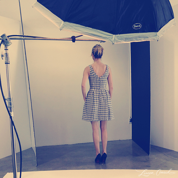 Photo Diary: The Paper Crown Fall Look Book Shoot