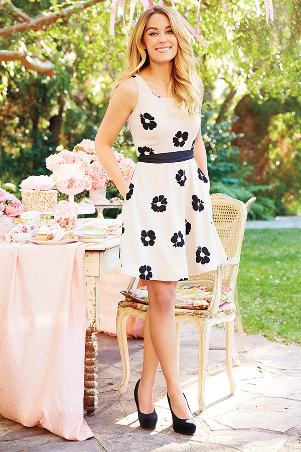 bfe27623ff1 Chic Peek  My March Kohl s Collection + Giveaway - Lauren Conrad
