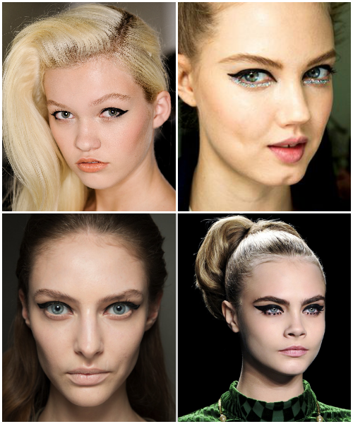 Spring 2014 Beauty - Cat Eye