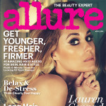 Here & There: My April Allure Cover