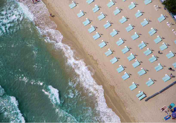 Gray Malin's aerial beach photography