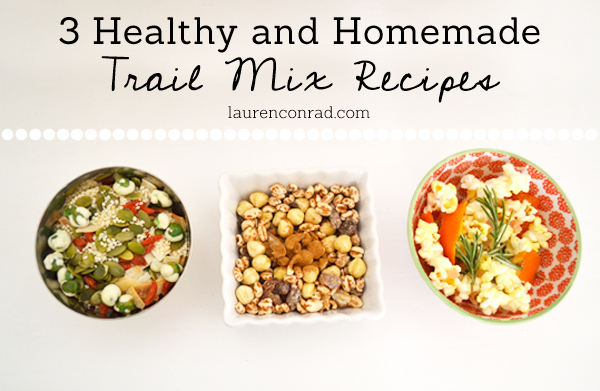 Homemade Trail Mix Valentine Snack Recipes — Dishmaps