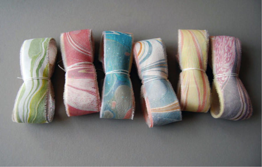Marbled Ribbon