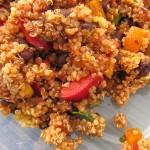 Spicy Quinoa