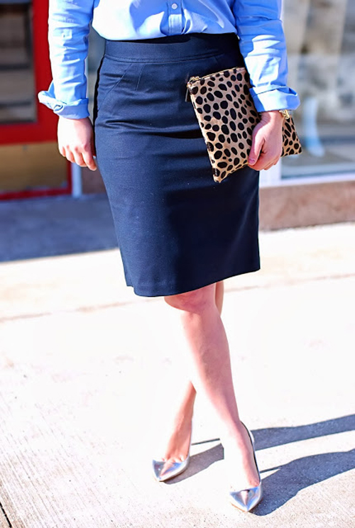 Chic of the Week: Anna's Office Sparkle