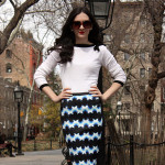 Chic of the Week: Deniz's Law School Style