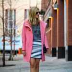 Chic of the Week: Staci is Pretty in Pink