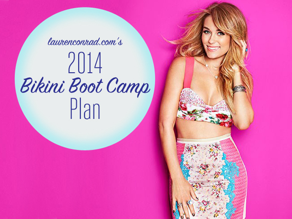 Get Fit: My 2014 Bikini Boot Camp Plan