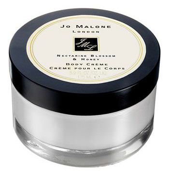 Joe Malone Nectarine Blossom & Honey Body Crème, $75