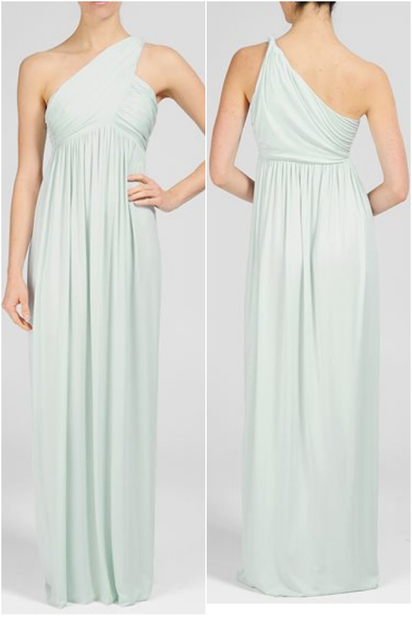 Rachel Pally Long Twist Shoulder Dress, $242