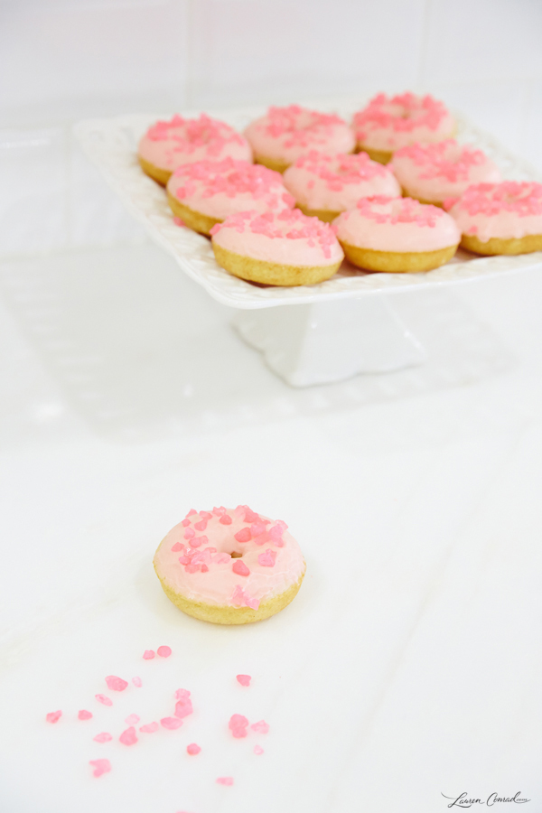 Edible Obsession: Rock Candy Donuts & Confetti Marshmallows