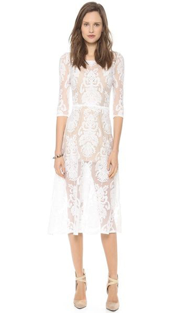 For Love & Lemons San Marcos Dress, $224