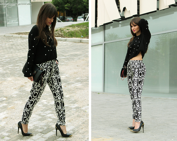Chic of the Week: Dosta Edgy Ensemble