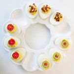 Edible Obsession: Deviled Eggs Three Ways