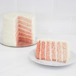 Edible Obsession: Ombre Cake Two Ways