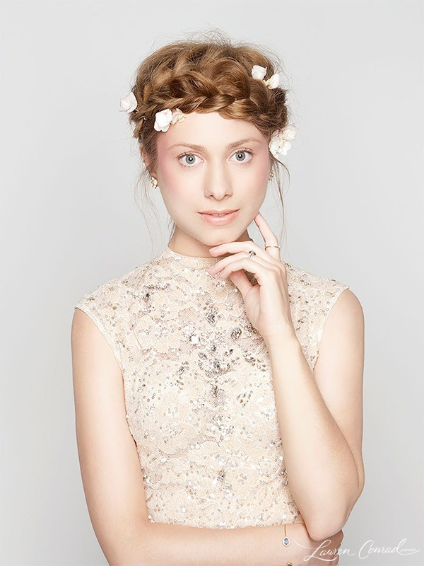 Ilana Saul of LaurenConrad.com
