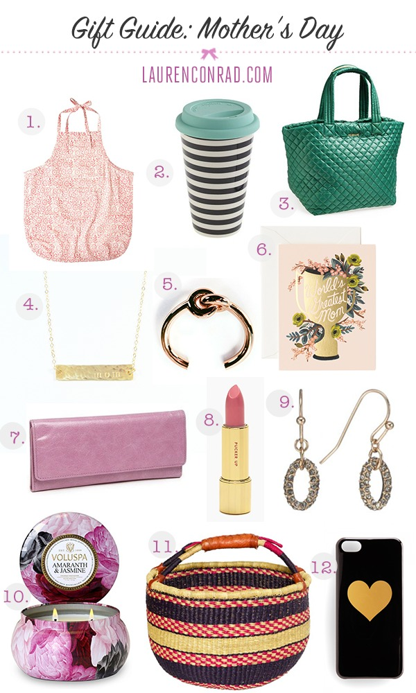 Mother's Day Gift Guide - LaurenConrad.com