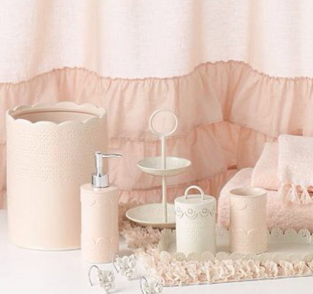 LC Lauren Conrad Bath Collection