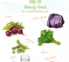Tuesday Ten: Top Beauty Foods