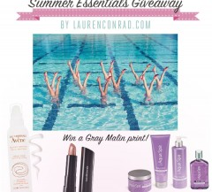 Giveaway: Our Summer Season Essentials