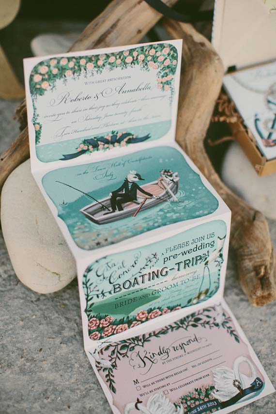 Tuesday Ten Favorite Wedding Invitations Lauren Conrad