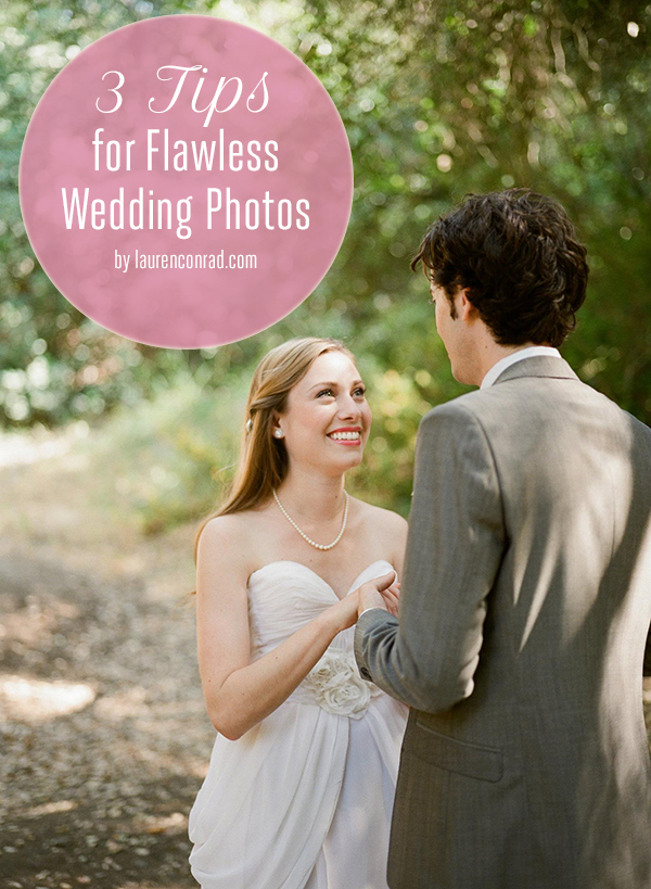 Wedding Bells: 3 Tips for Flawless Wedding Photos + Giveaway
