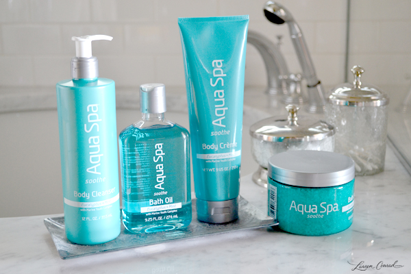 Aqua Spa Bath Products