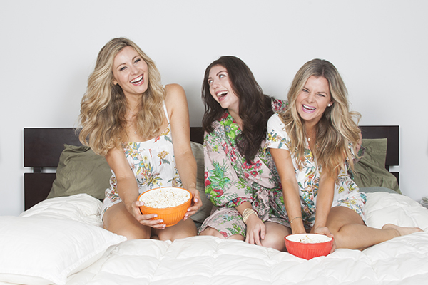Good Eats: Skinny Slumber Party Snacks